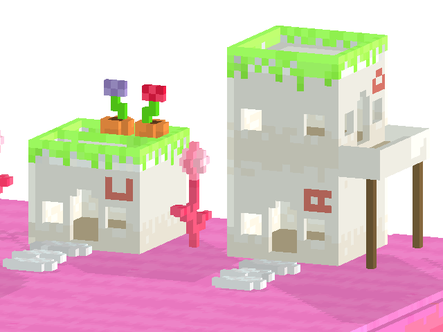 Concept – Staxel