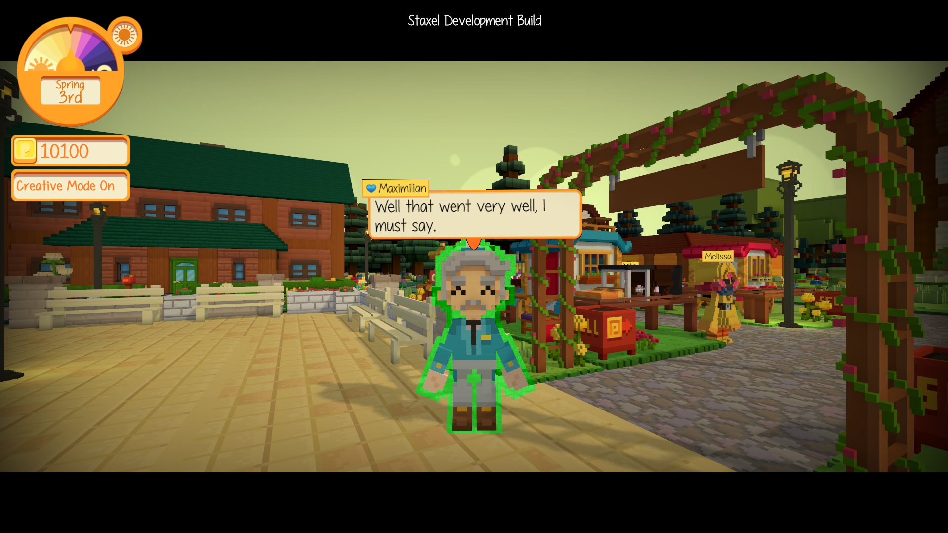 Update – Staxel